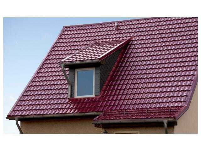 Покриви от метални керемиди Чакмак и аксесоари