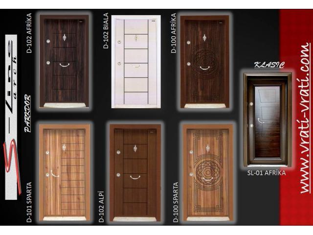 Входни врати по ваш размер,модел и цвят