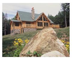 Ward Cedar Log Homes – производител на дървени къщи от САЩ