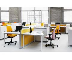 KINNARPS - интериорни решения на работното място