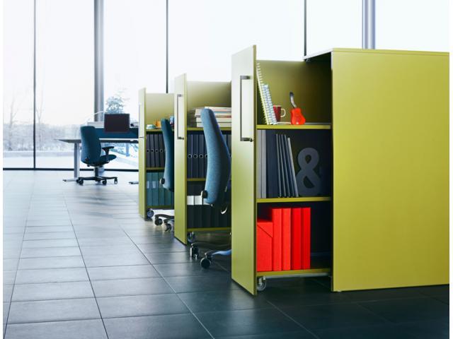 KINNARPS - интериорни решения на работното място - 1