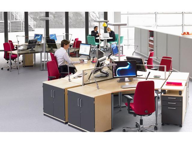 KINNARPS - интериорни решения на работното място - 2