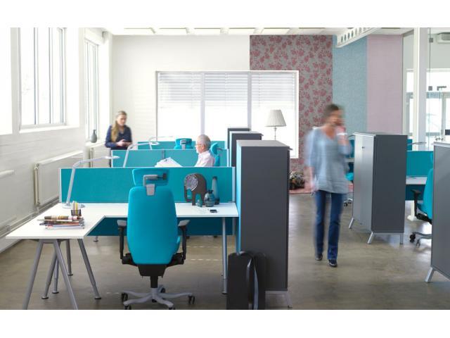 KINNARPS - интериорни решения на работното място - 3