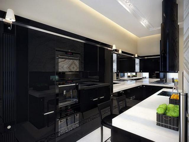 3D: Интериорен дизайн на апартамент - 2