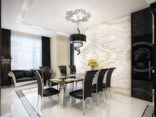 3D: Интериорен дизайн на апартамент - 4