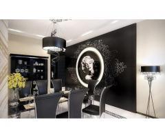 Проектиране и изпълнение на вътрешни преустройства и интериорен дизайн на апартамент