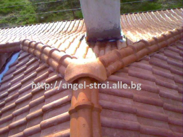 Покривни ремонти в Пловдив - 1