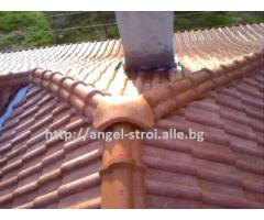 Покривни ремонти в Пловдив