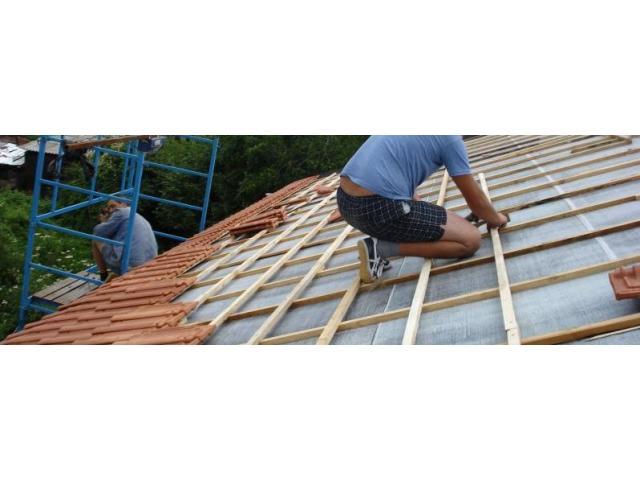 Изграждане и Ремонт на Покриви - Гарантирано Качество!