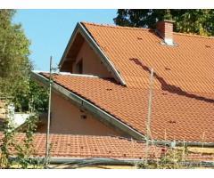 Ремонт на покриви. Хидроизолация. Водосточни тръби!