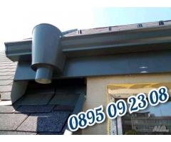 Покривни ремонти,нови покриви, хидроизолация,улуци,навеси,барбекю - Image 1