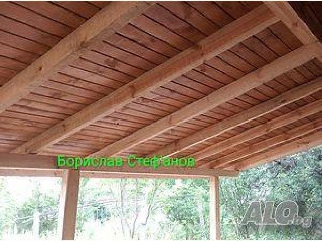 Покривни ремонти,нови покриви, хидроизолация,улуци,навеси,барбекю - 3
