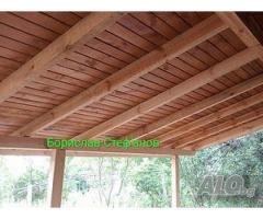 Покривни ремонти,нови покриви, хидроизолация,улуци,навеси,барбекю - Image 3