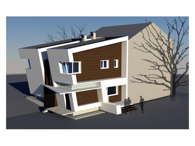 Архитектурни проекти - 1