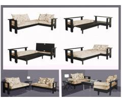 Трансформируема мека мебел